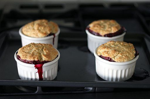 Are you tired of Saskatoon berry recipes yet? Heck, I'm just getting started and barely midway through the week! Oy, my place is a Saskatoon berry baking factory, you can only imagine how delicious my kitchen smells this week. Today's recipe is an old-fashioned cobbler, not because my relatives made this exact Saskatoon cobbler in …