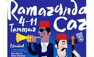"""Uniq İstanbul'da 'Ramazanda Caz'! Türkiye'nin ilk ve tek """"Ramazanda Caz"""" festivali 4-11 Temmuz tarihleri arasında 6. kez müzik severlerle buluşuyor. Festivalin 3 konserine ev sahipliği yapacak UNIQ İstanbul; İstanbul'un yeni gözde kültür sanat merkezi olan ve gelişmiş altyapısıyla en iyi akustiğe sahip Volkswagen Arena'dan sonra, müzikseverlere bir de açık hava mekanı sunuyor. Çimenlerin üzerinde, ormanla iç içe, yazla buluşturan UNIQ İstanbul Açıkhava Sahnesi'nde 'Ramazanda Caz' bir başka…"""