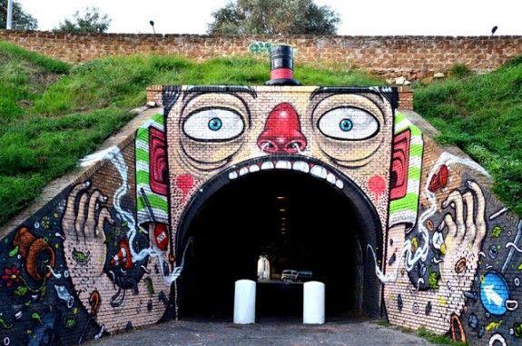 Street art....quadraro Roma
