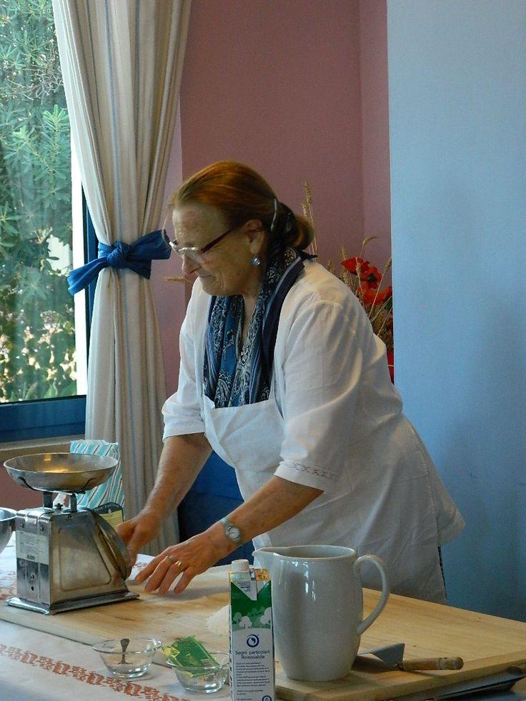 Nonna Violante, love and passion! #lovingromagna #romagna www.lovingromagna.com