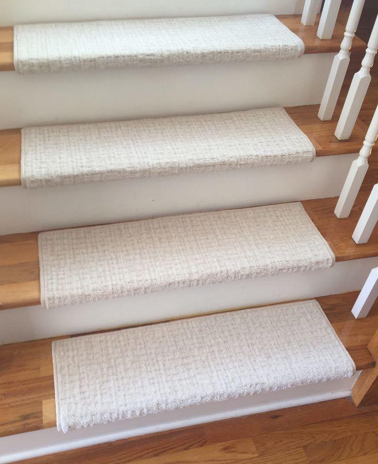 Best Scenic City Highland1 Carpet Stair Treads Bullnose 640 x 480