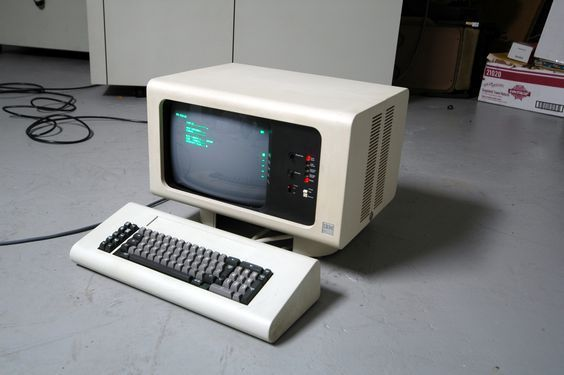My Computer — IBM 5251 | Old Tech in 2019 | Computer love