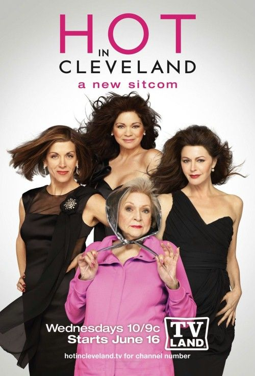 Hot in Cleveland.: The Women, Favorite Tv, Televi, Betty White, Real Women, The Angel, Movie, Hot In Cleveland, Hotincleveland