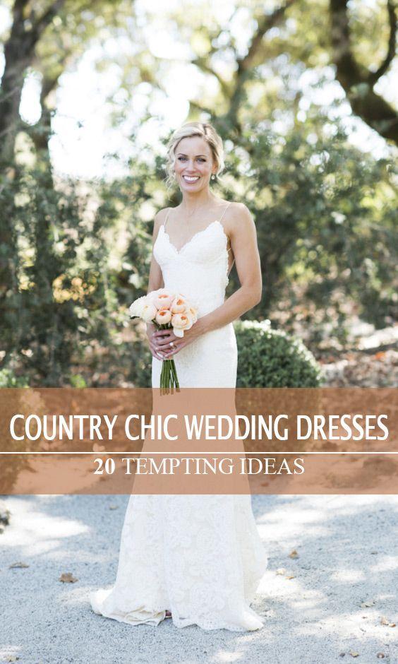 fea6c96d44df 20 Best Country Chic Wedding Dresses: Rustic & Western Wedding Dresses | Country  Wedding Ideas | Wedding dresses, Western wedding dresses, Country wedding  ...