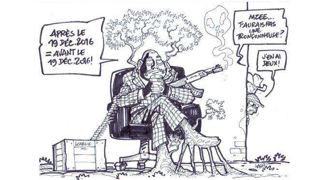 20170126 #Kash Joseph Kabila l'immuable, l'éternel ?