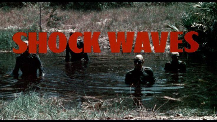 Shock Waves 1977 BluRay Horror Sci Fi Mystery Full Movie Spooky Movie Dave