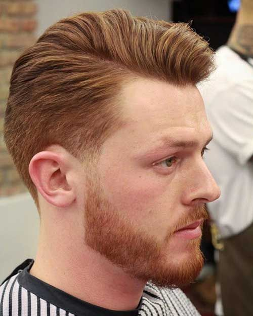Fashionable Pompadour Hairstyles For 2017 Mens Hairstyle