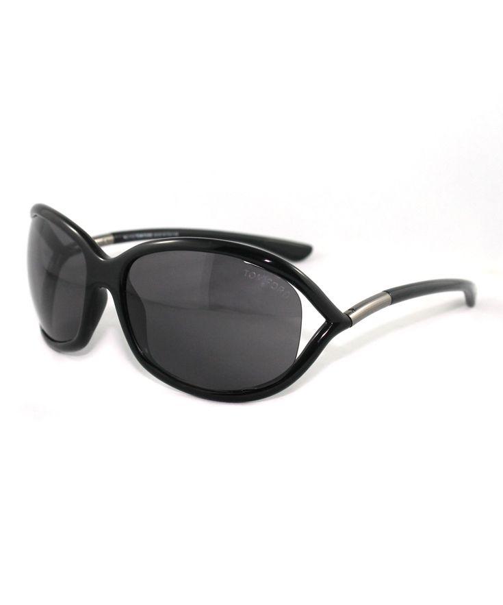 Black Jennifer Sunglasses