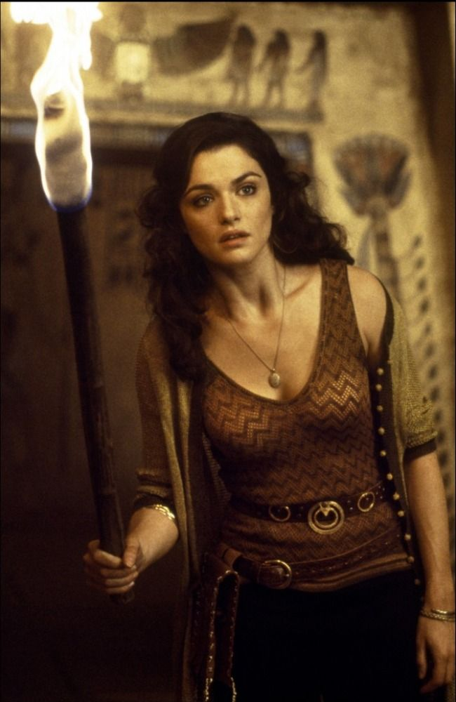 Rachel Weisz ✾ in The Mummy Returns (2001).