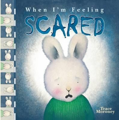 """""""When I'm Feeling Scared"""" by Tracey Moroney. Talking about feelings teaches children that it is normal to feel sad, or angry, or scared at times. With greater tolerance of challenging feelings, children become free to enjoy their world, to feel secure in their abilities, and to be happy."""" Available at: http://www.booktopia.com.au/when-i-m-feeling-scared-trace-moroney/prod9781608875269.html"""