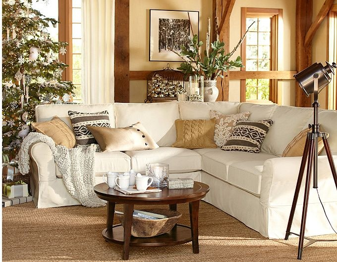 Living Room Ideas & Living Room Decorations | Pottery Barn