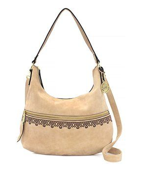 Cream Margot Hobo  f126898749