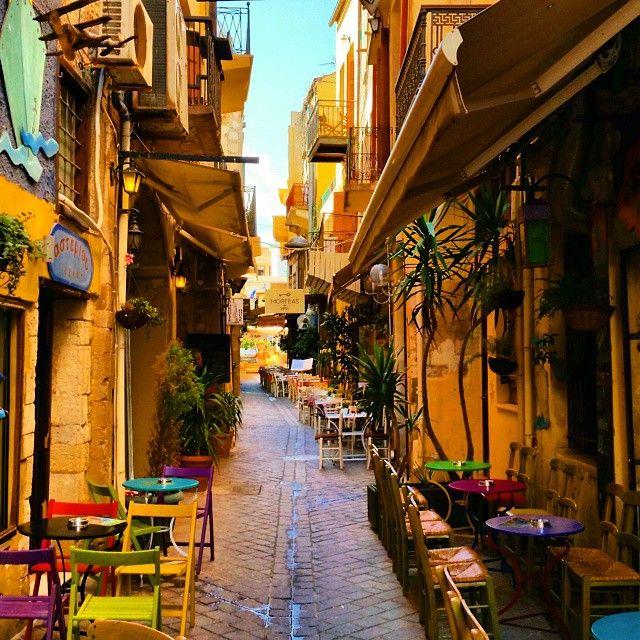 Beauty is around the city! #Chania #Crete Photo credits: @the_komp