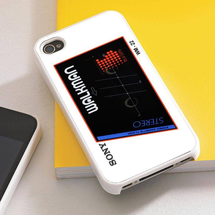 Sony Walkman Retro White - iPhone 4/4s Case, iPhone 5/5S/5C Case, iPhone 6 case And Samsung Galaxy S2/S3/S4/S5 Cases, $19.00 (http://www.venombite.com/sony-walkman-retro-white-iphone-4-4s-case-iphone-5-5s-5c-case-iphone-6-case-and-samsung-galaxy-s2-s3-s4-s5-cases/)