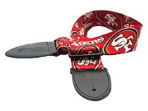 San Francisco 49ers Guitar Strap