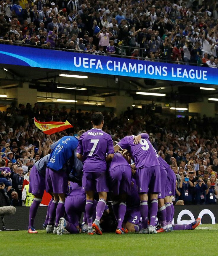 CAMPEONESSS UCL FINAL CARDIFF 2016/2017