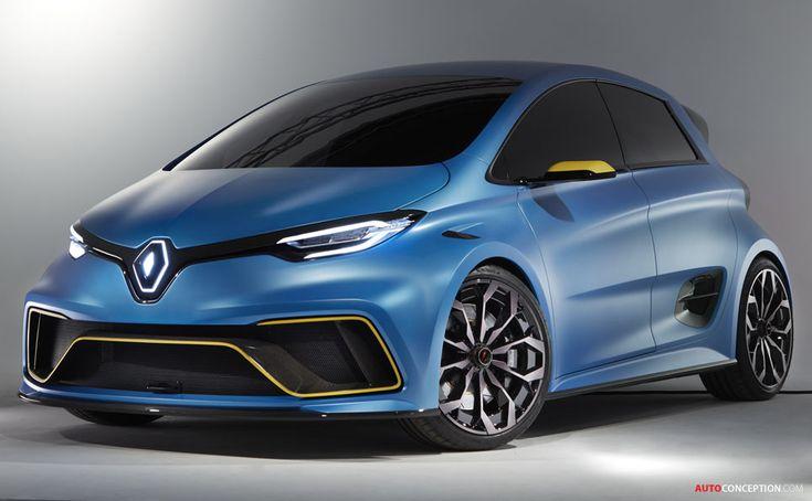 2017 Renault ZOE 'e-Sport' Concept
