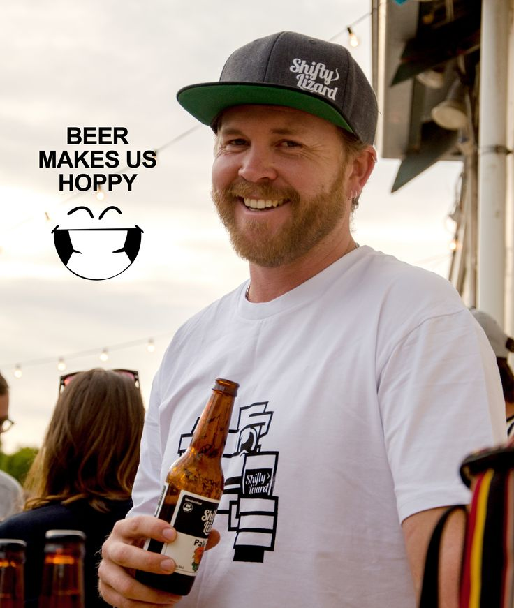 Craft Beer brewery in South Australia. Keep it Shifty with a smile on your face!