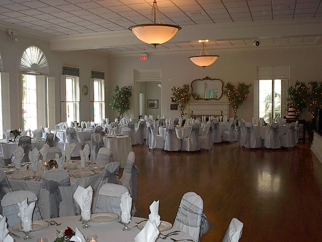 Winter Park Womens Club Wedding Venue