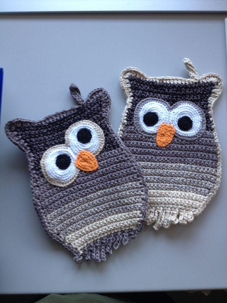425 best images about Crochet potholder on Pinterest ...