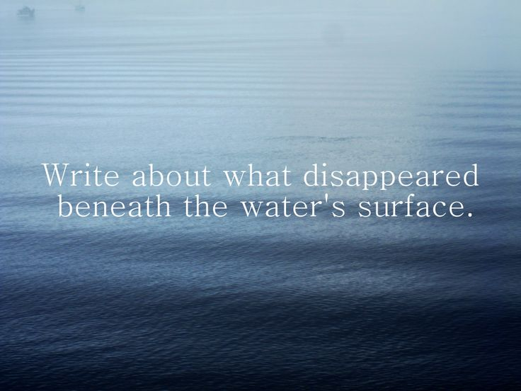 an essay on water is precious