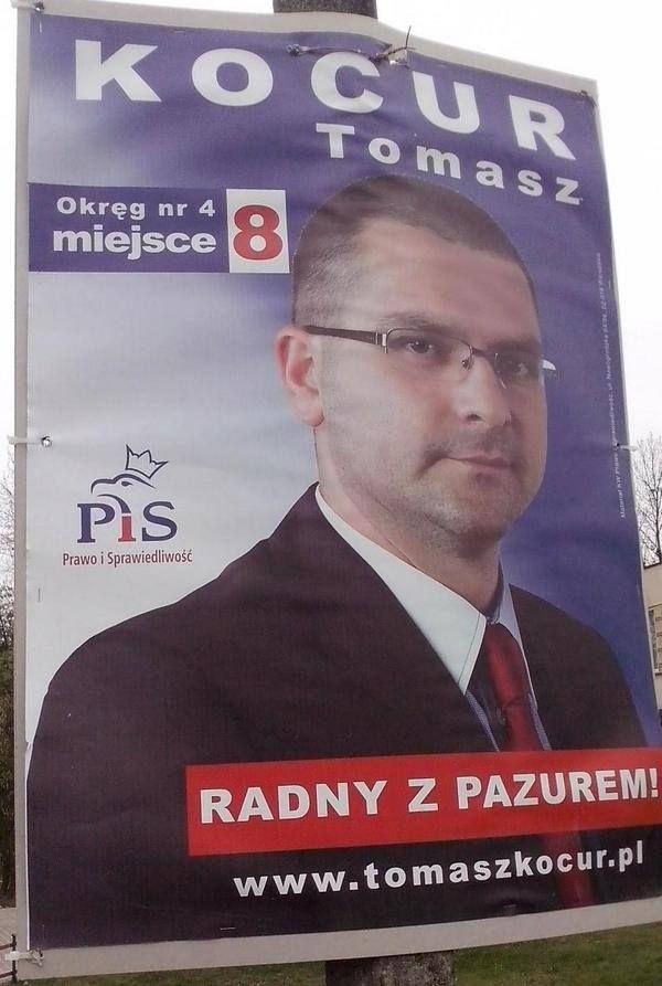 Lubicie na ostro? #wyborysamorzadowe2014 #wybory2014 #plakatwyborczy