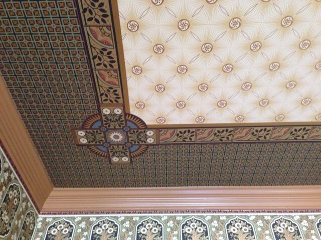 264 Best Neo Victorian Ceilings Images On Pinterest
