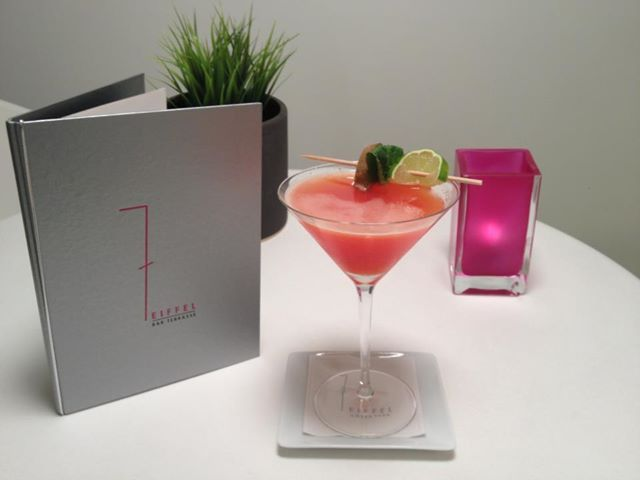 Cocktail...  http://www.hotel-7eiffel-paris.com/index.html