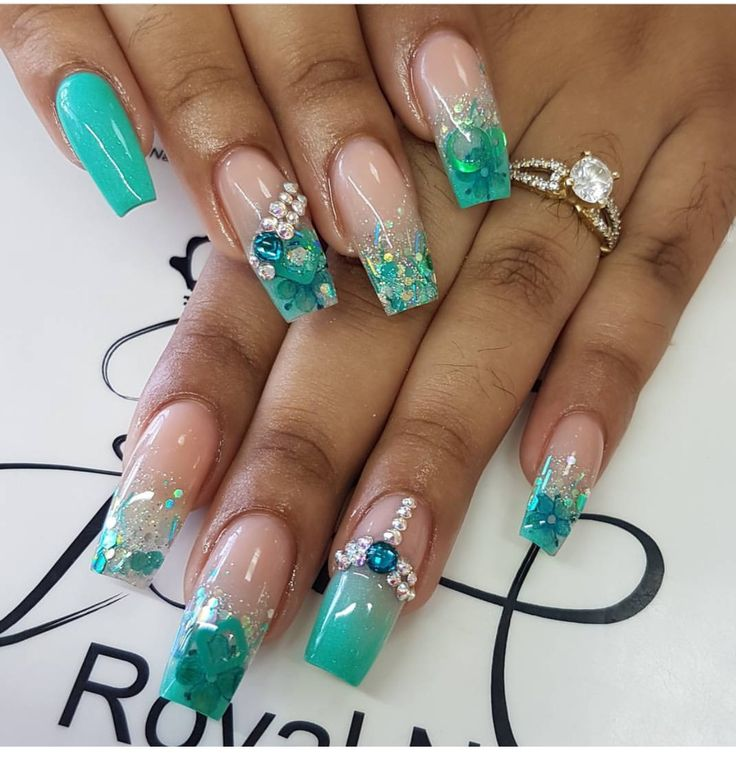 402 best coffin nail design images on Pinterest | Coffin nails ...