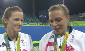 Kate And Helen Richardson-Walsh Become First Same-Sex Married Couple To Win Gold