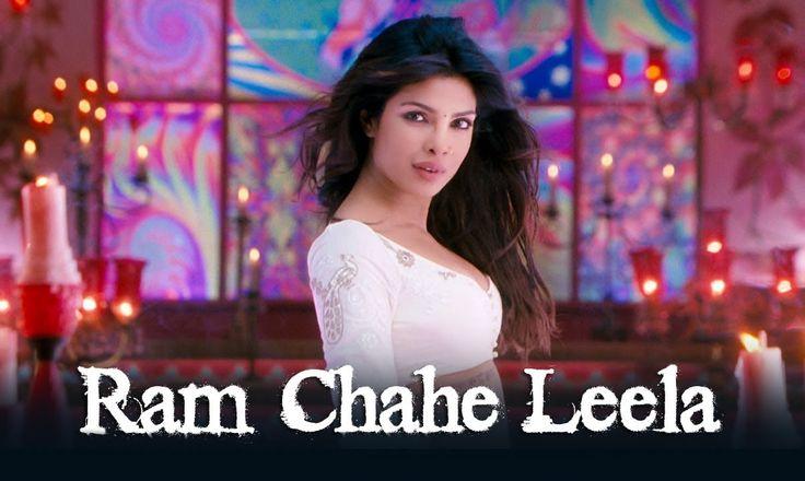 Ram Chahe Leela Song ft. Priyanka Chopra - Goliyon Ki Raasleela Ram-leela  OMG
