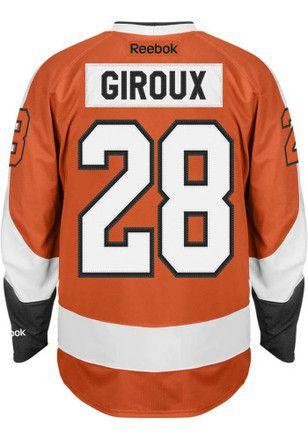 b4404a4ee ... Reebok Mens Claude Giroux Philadelphia Flyers Premier Jersey - Sports  Fan Shop By Lids - Men ...
