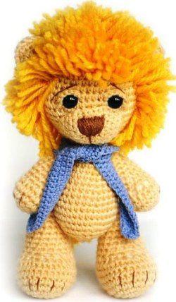 Amigurumi To Go Lion : 1000+ images about Amigurumi crochet on Pinterest