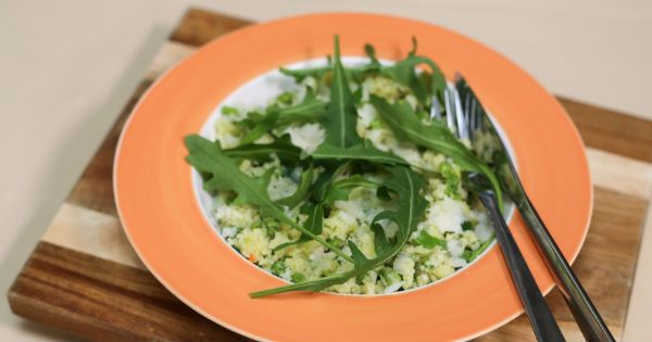 Bloemkool in de risotto, tulband of als couscous. Met deze recepten geef je bloemkool een heel nieuwe bite!