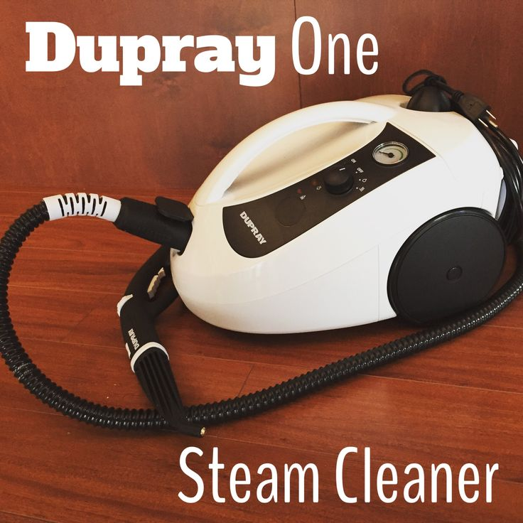 This spring, steam clean with the Dupray ONE steam cleaner. Find out what we like most about this steam cleaner now.