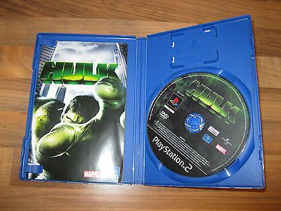 The hulk #(sony #playstation 2, #2003) ,  View more on the LINK: http://www.zeppy.io/product/gb/2/331961402844/