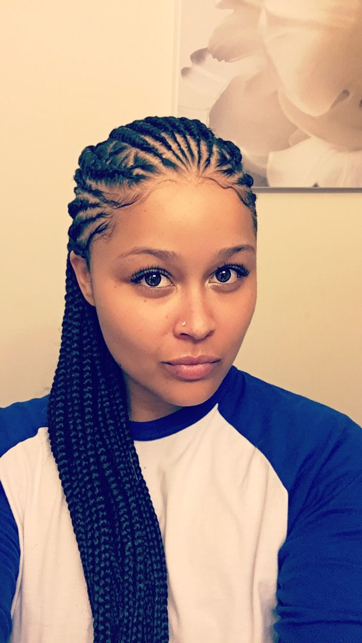#braids #cornrows #protectivestyles