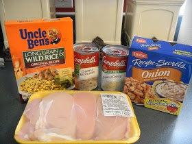 Keeping Up With the Joneses: No Peek Chicken
