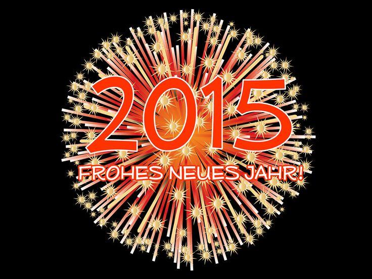 2015 - Frohes Neues Jahr!
