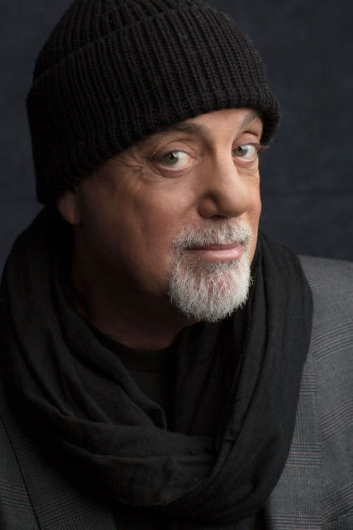 Billy Joel still got swag