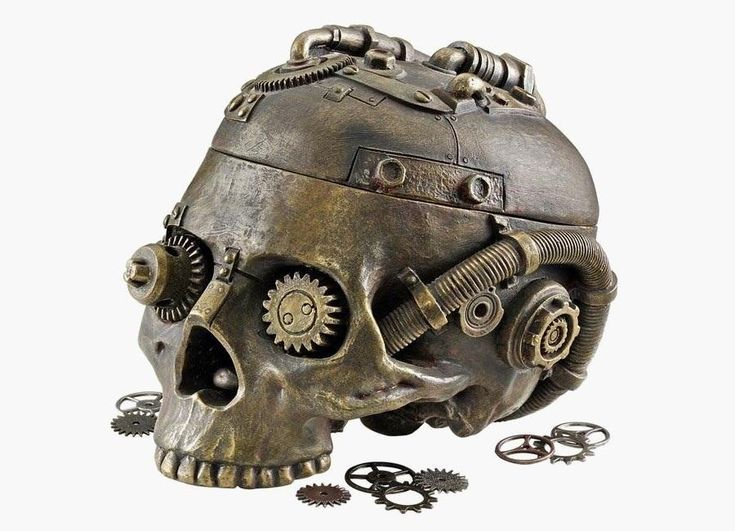 News: Steampunk Your Halloween With These Creepy Steampunk Decorations