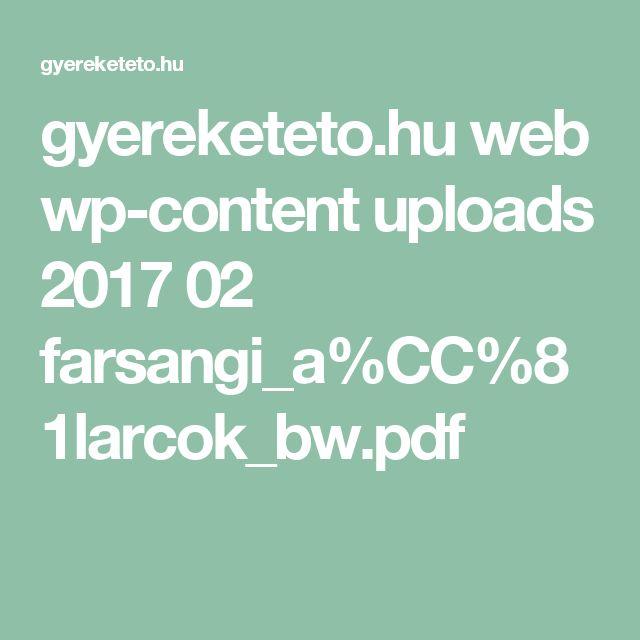 gyereketeto.hu web wp-content uploads 2017 02 farsangi_a%CC%81larcok_bw.pdf