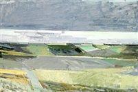 Landscape by Svend Engelund