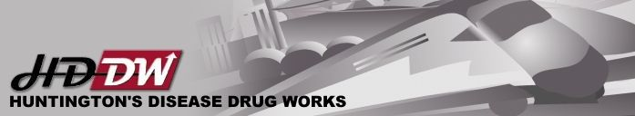 Huntington's Disease Drug Works founded by LaVonne & Nathan Goodman in 2004 has evolved over the years.  At present the focus is providing information on present treatment options for HD that include: Drugs that are presently available & used (with variable success) for treatment of symptoms that include chorea, depression, anxiety, irritability, agitation, psychosis, apathy & rigidity. Supplements & life-style modifications that are available that may be useful treatments for…