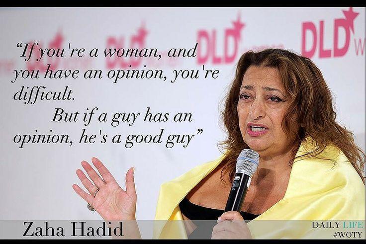 Zaha Hadid Words Pinterest Zaha Hadid