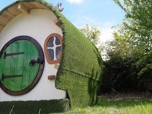 Large Hobbit Home / Kids Playhouse for sale on DoneDeal.ie