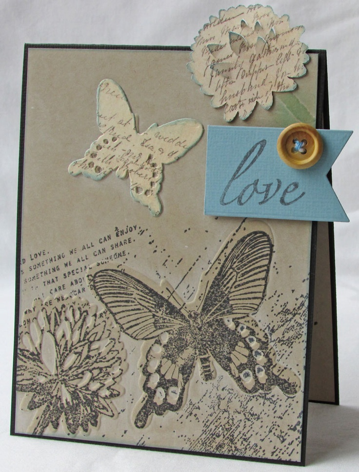 Couture Creations: Couture Creations | Dream Boat Collection, Butterfly Notes  | Card | 3 in 1 Stamping Embossing & Die Cutting