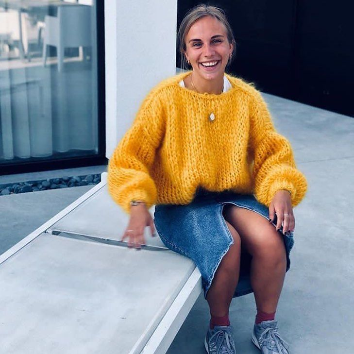 knitsbydellie | Tricot, Mohair knit, Clothes