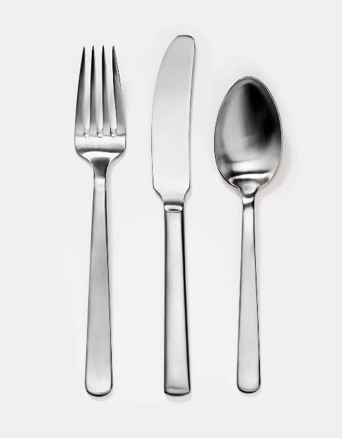 Revival of the streamlined flatware design [from the] 1930s ... groundbreaking work of Kay Bojesen, who apprenticed as a silversmith at Georg ...