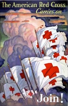 Red Cross Volunteers Rock!!!!    American Red Cross Carries On